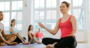 Yoga Studio Liability Insurance