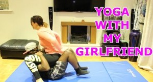 YOGA WITH MY GIRLFRIEND
