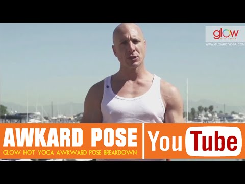 Awkward Pose (Utkatasana) – Glow Hot Yoga Pose Breakdown