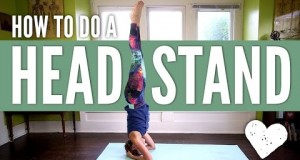 Head Stand Yoga Pose – How To Do a Headstand for Beginners