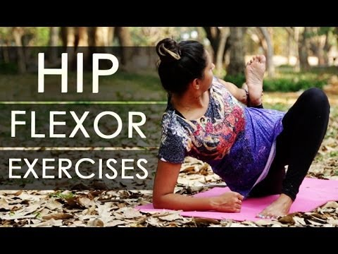 How To Yoga Stretches for Hip Flexibility and Hamstring Pain Relief
